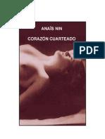 59020586 Anais Nin Corazon Cuarteado