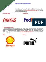 Types of Logo Designs