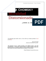 Chomsky Noam - Moralidad Distorsionada [PDF]