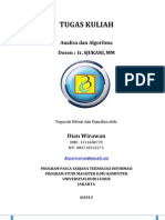 Algoritma-DianWirawan -1211600729