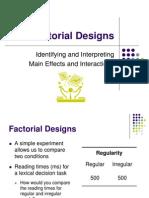 Factorial Designs2
