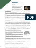 Bunkerworld News - BViswa Lab Clause 5