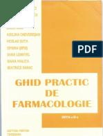 Ghid Practic de Farmacologie 2004- Editura Mirton