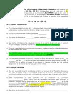 Contrato tiempo indeterminado sindicalizado.doc