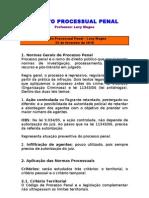 caderno - PROCESSO PENAL - Levy Magno - Dam ísio - 2010 - 1-¦ semestre