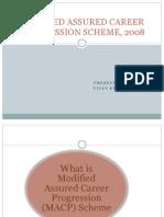 MACP Scheme