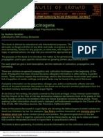 Grubber - Growing the Hallucinogens