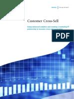 Customer Cross Sell