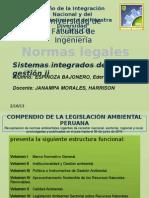 Diapositivas - SIG 2 - Normas Legales.pptx