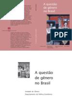 Banco Mundial - 2003 - A questão de Genero no Brasil