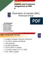 RBC Case Study