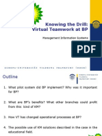 Knowing the Drill
