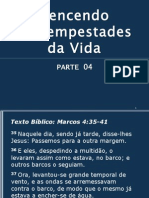 VENCENDO AS TEMPESTADES DA VIDA - Parte 04.ppt