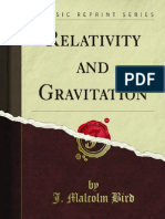 Relativity and Gravitation 1000005758