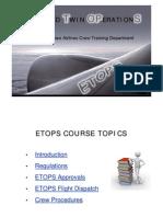 484 ETOPS Training Guide