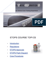 484 ETOPS Training Guide