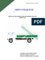 Camion Volquete