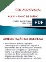 Linguagem Audiovisual Aula 1