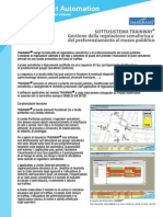 Gestione Regolazione Semaforica Trainway