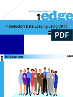 Introductory Data-Loading Using CATT.ppt