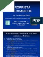 B3 - ProprMeccaniche