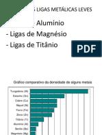 Aluminio e Ligas de Aluminio II