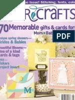 54614812 Paper Crafts April May 2006