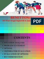 Benetton(A) Case