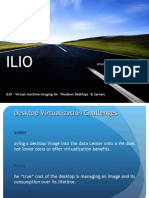 ILIO for Windows  Desktops & Servers