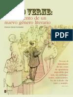 Julio Verne_ El Nacimiento de Un Nuevo Genero Literario - Garcia Fernandez_ Horacio