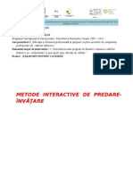 Suport Curs-Metode Interactive