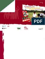 Habilidades para la Vida. Exp. en Perú