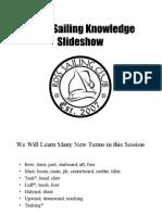 Basic Sailing Slideshow