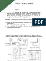 Regulación y Control calefacción