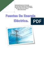 Fuentes de Enegia Electrica