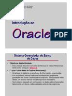 [Banco de Dados] Oracle Curso Basico