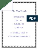 Manual Inteligente de la Tarjeta de Crédito