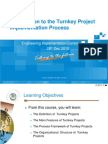 00 Introduction to the Turnkey Project Implementation Process