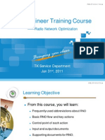 10 Site Engineer Training Course_Radio Network Optimization