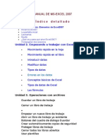 Manual de Ms Excel 2007