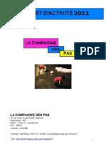 RAPPPORT D'ACTIVITÉ 11