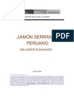 Jamon Serrano Peruano Norte Planchado[1]