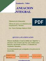 Planeación Integral