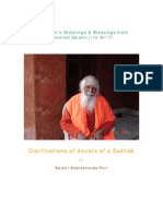 46462357 Clarifications of Doubts of a Sadhak
