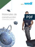 Materiales de Construccion - Construccion y Reforma