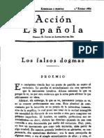 Acción española (Madrid). 1-1-1932, n.º 2
