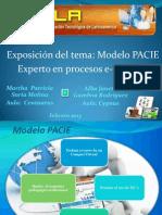 Modelo PACIE Patricia y Alba