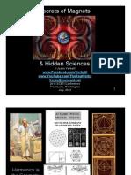 Secrets of Magnets and Hidden Sciences Jason Verbelli
