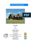 Sample 1-877-INSPECT Premium Home Inspection Report