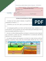 Ficha de Exercicios - Geofisica